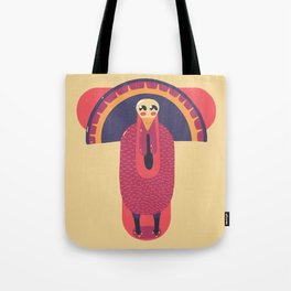 T for Turkey Tote Bag