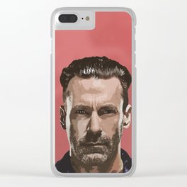 Baby Driver (Buddy) Clear iPhone Case