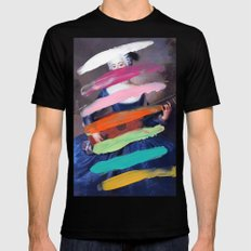 Composition 505 MEDIUM Mens Fitted Tee Black