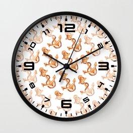 Nautical #2 Wall Clock