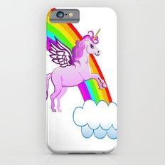 Unicorn and Rainbow iPhone 6s Slim Case