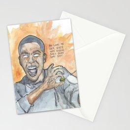 Poussey OITNB Stationery Cards