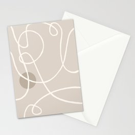 Laced up 2 Stationery Cards