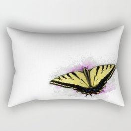 Swallowtail butterfly Rectangular Pillow