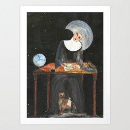 """""""Sister Margaret"""" Art Print"""