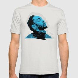 Kendrick Lamar by STENZSKULL T-shirt
