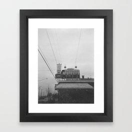 The Alibi Framed Art Print