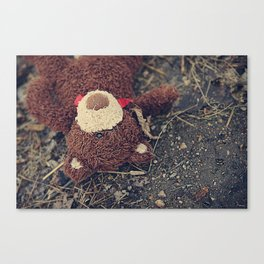 Deserted Dreamer Canvas Print