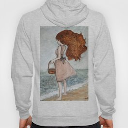 She and the sea Hoody