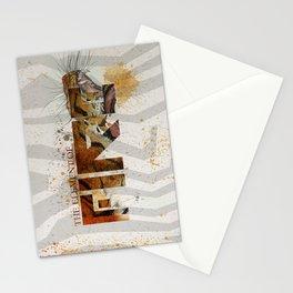 Fire / Liger Stationery Cards