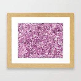 Purpletangle Framed Art Print