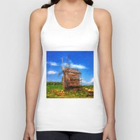 ukraine Tank Tops featuring My Ukraine ^_^ by Julia Kovtunyak
