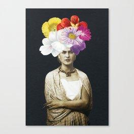 Beautiful Frida Canvas Print
