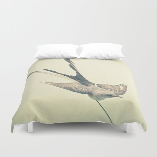 Bird Study #1 Duvet Cover