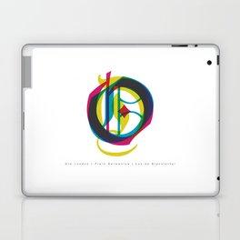 "Medieval ""O"" Laptop & iPad Skin"