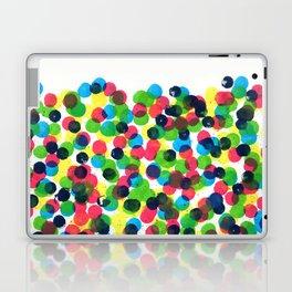 Dot Dot Dot Laptop & iPad Skin