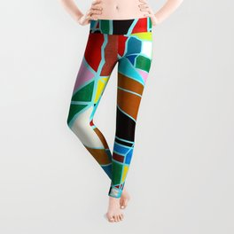 Original Geometric Leggings