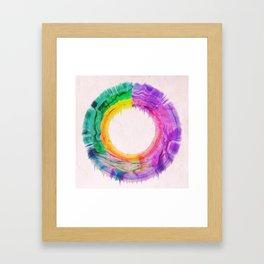 ZERONAUT Framed Art Print
