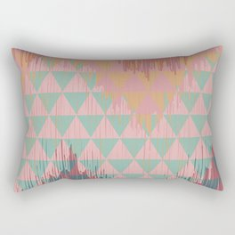IKAT GEOMETRIE II Rectangular Pillow