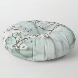 flowers VI Floor Pillow