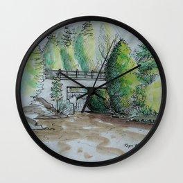 Rockwood Sketch Wall Clock