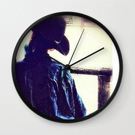 The Snowcone Kid Wall Clock