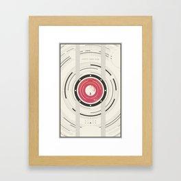 AfterShock - Cogito Ergo Sum Framed Art Print