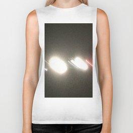 Abstracte Light Art in the Dark Version 34 Biker Tank