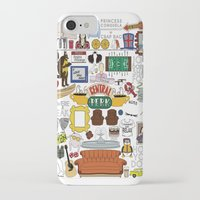 collage iPhone & iPod Cases featuring Collage by Loverly Prints