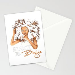 Boujee Shirt Stationery Cards