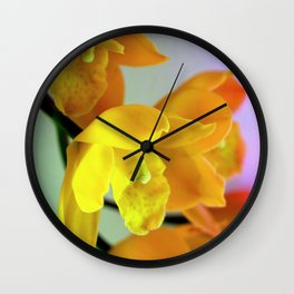 That Midas Touch Wall Clock
