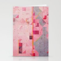 river Stationery Cards featuring river by Laura Moctezuma