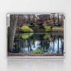 Cemetery Reflections Laptop & iPad Skin