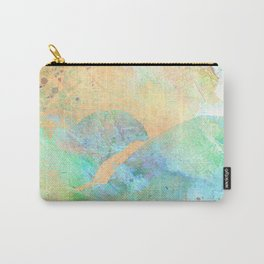 Pastel Color Splash 01 Carry-All Pouch