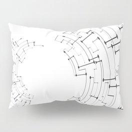 Modern lines II Pillow Sham