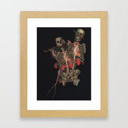 Golgoth Framed Art Print