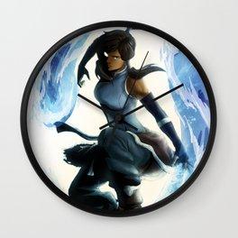 Korra Avatar State Wall Clock