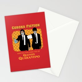 Written & Directed By Quentin Quarantino Stationery Cards