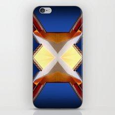 Stucco Paradise III iPhone & iPod Skin