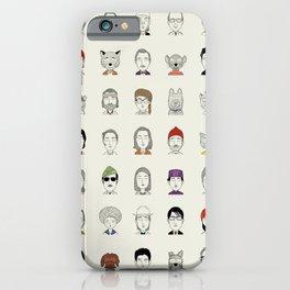 Random People iPhone Case