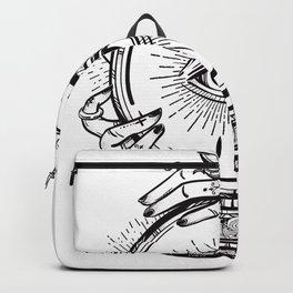 Gypsy Magic Ball Backpack