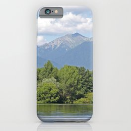 Hikers Paradise #2 iPhone Case