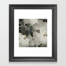 GreyGreen SS14 Blue Hues Framed Art Print