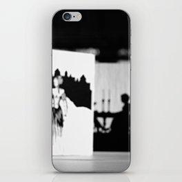In row iPhone Skin