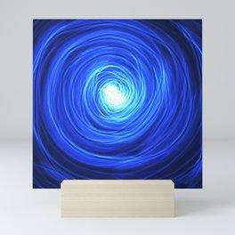 Space Portal  Mini Art Print