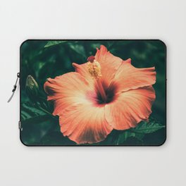 Hibiscus in the bloom Laptop Sleeve