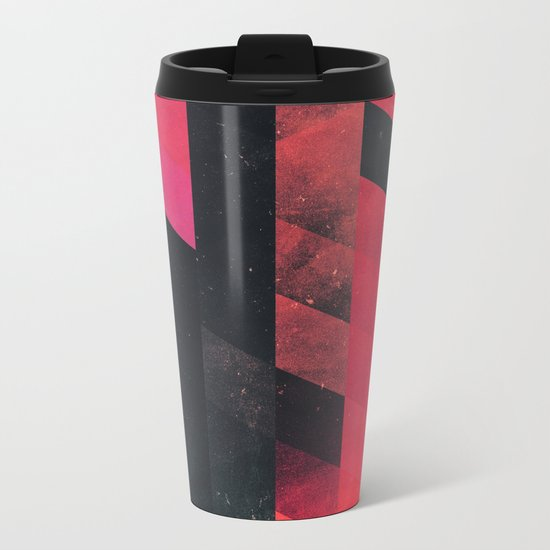 ylmyst tyme Metal Travel Mug