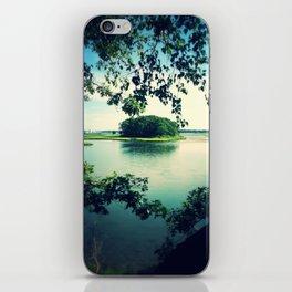 Green Island Dreams iPhone Skin
