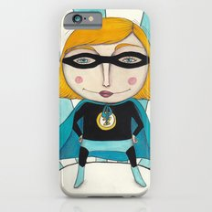 Superheroine iPhone 6s Slim Case