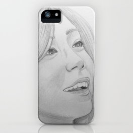 Eun Ji - Apink iPhone Case